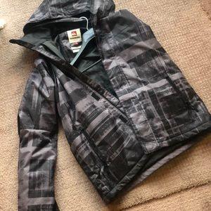 Quicksilver men's snowboard jacket